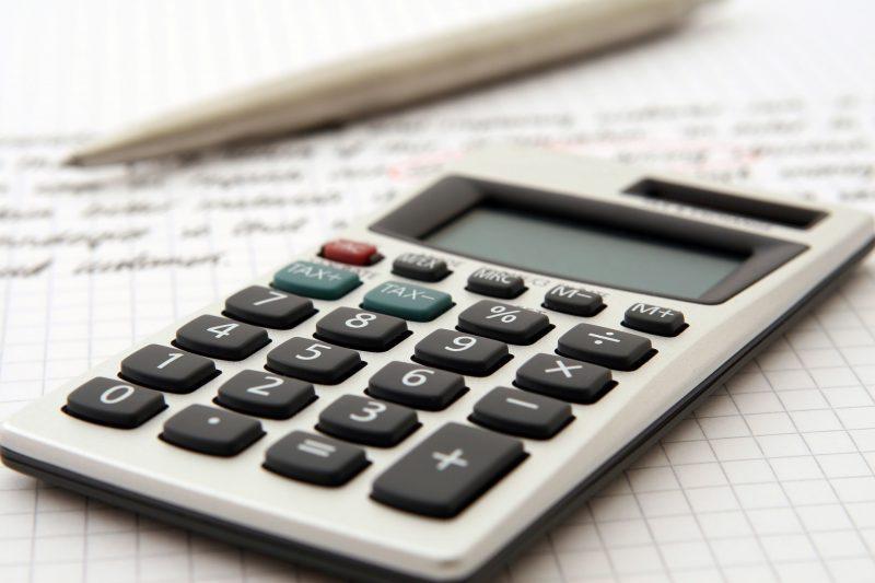 The GST Calculation Worksheet